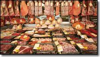 Buy organic meats from local farmers